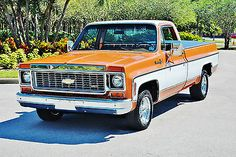 Fully restored truly amazing 1973 Chevrolet Cheyenne pick up cold a/c no reserve