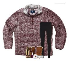 """""""it's so cold omg"""" by kendallthackston on Polyvore featuring NIKE, UGG, Urban Decay, Essie and Natasha"""