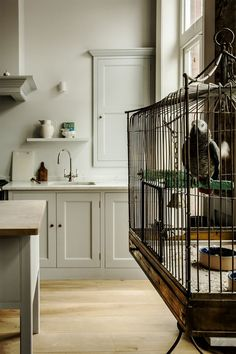 'The Spitalfields Kitchen' by Plain English | www.plainenglishdesign.co.uk