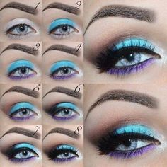 Mai #smink lépésről lépésre / Today's #makeup #stepbystep #sbs