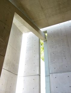 Tadao Ando Showcases Japanese Architecture in NYC Residential Complex Tadao Ando, Minimalist Architecture, Japanese Architecture, Sustainable Architecture, Ancient Architecture, Concrete Architecture, Space Architecture, Architecture Details, Church Of Light