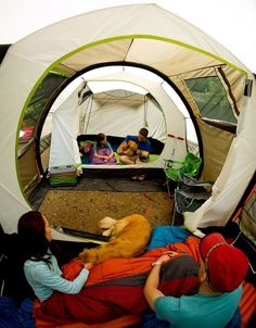 Kelty Mach Airpitch Inflatable Tent - $580