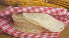 Tortilla di mais. Cucina messicana.