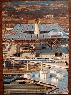 EXPO'70 日本万国博 絵葉書 2