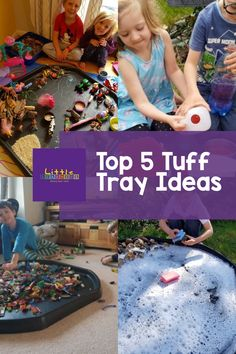 A Tuff Tray is such a great resource which can be used for soo much! Here are our top 5 Tuff Tray ideas for your little ones -   1. Soap & Water 2. Lego 3. Sand  4. Colour Mixing 5. Role Play/Imaginary Play  #tufftrayideas #tufftray Tuff Tray, Little Learners, Learning Through Play, Role Play, Color Mixing, Little Ones, Lego, Soap, Colour