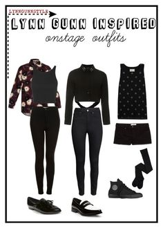 Lynn Gunn by kellbell0412 on Polyvore featuring polyvore, fashion, style, Sister Jane, Current/Elliott, Topshop, H&M, MANGO, Steve Madden, Converse and Valentino