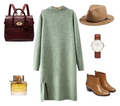 """Kamilla's collection 3"" by szobota-kamilla on Polyvore featuring Daniel Wellington, Chicnova Fashion, Warehouse, rag & bone, Mulberry and Burberry"