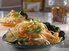 Pad Thai from CookingChannelTV.com