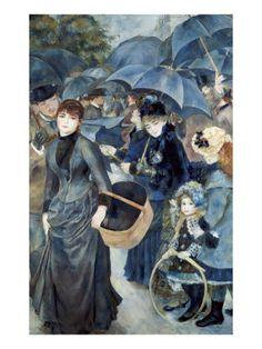 Pierre-Auguste Renoir Fine Art, Prints and Posters at Art.com
