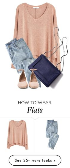 """""""Untitled #1321"""" by daydreamersmiley on Polyvore featuring MANGO, Wrap, 3.1 Phillip Lim and Chloé"""