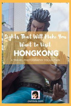 Travel Photography. Travel Photos. Hongkong Photo Gallery. Travel Inspiration. Hongkong Travel Photography. via @osmiva