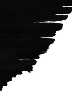 Black Minimalist Poster Print Artprint Handmade Acrylic Paint Minimal Art Download Black and White Monochrome Downloadable Art Wall Art Free Download iPhone Background Schwarz Poster Wandart Download Print Minimalistisch Kunst Handgemacht Acryl Druck Ungerahmt Zickzack Wall Art