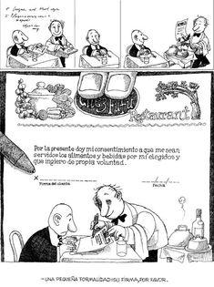 Znalezione obrazy dla zapytania dialogo en un restaurante espanol