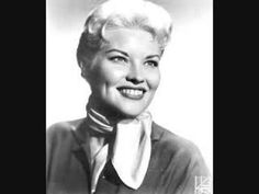 Popular singer Patti Page was born today in 1927 - there wasn't a Boomer kid living in the US in the within ear-shot of the radio who didn't know her 1952 hit song How Much Is That Doggie In The Window. Patti Page, Tennessee Waltz, Loretta Lynn, Music Clips, Old Music, Music People, Hit Songs, Female Singers, My Favorite Music