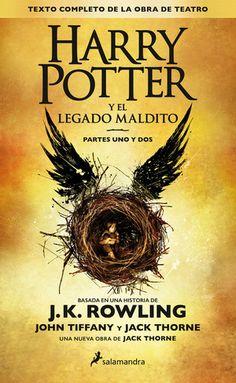 Harry Potter y el legado maldito. Localización / Kokagunea: Sala infantil, planta 0 / Behe solairua, haur liburutegia. Signatura / Sinadura: I3 ROW