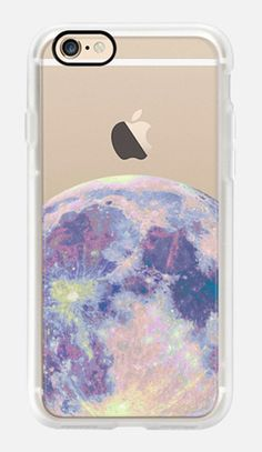 Casetify iPhone 7 Case and Other iPhone Covers - Moon rise  by Marta Olga Klara | #Casetify
