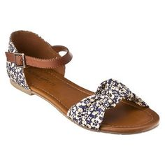 Womens Mossimo Supply Co. Wilton Flat Sandal w/ Ankle Strap