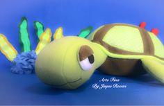 Tartaruga - Arte Fina By Jaque Roveri