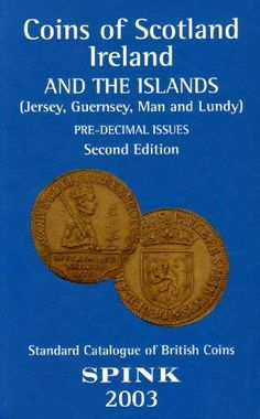 Coins of Scotland, Ireland and the Islands 2003
