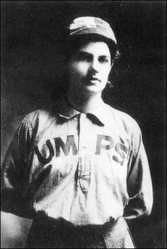 Amanda Clement - South Dakota Sports Hall of Fame Amanda Clement, just 16 years old, becomes the first female umpire to officiate a men's baseball game in Iowa for pay.
