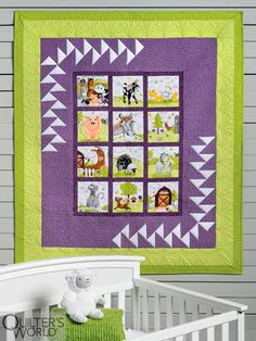 This project is featured in Autumn 2020 Quilter's World magazine. Star Blocks, Modern Farmhouse Style, All Design, Quilt Patterns, Layout, Autumn, Quilts, World, Quilting Patterns