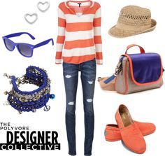 """""""Color Theory with Meredith Wendell"""" by cjb4396 on Polyvore"""