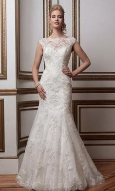 Justin Alexander 8797: buy this dress for a fraction of the salon price on PreOwnedWeddingDresses.com