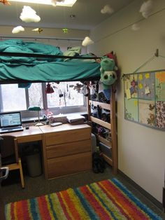 Dorm design ideas, Case Western Reserve