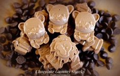 Chocolate Gummy Snacks Recipe