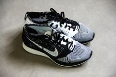 Nike Flyknit Racer. Not a sneaker head but I need these in my life!!!