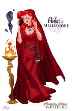 melisandre game of thrones - Google Search