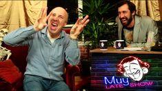 TALK SHOW MAIS BIZARRO DO MUNDO com o mito Marco Fuga - MUY LATE SHOW