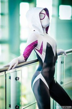 Project-Nerd's Cosplay Collection: Spider-Gwen | 12 Amazing Spider-Gwen Costumes