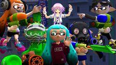 [Splatoon GMOD] Squid-nanigans