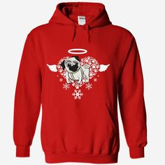 Pug Dog Tee And Hoodie, Order HERE: https://www.sunfrog.com/Pets/Pug-Dog-Tee-And-Hoodie-Red-Hoodie.html?id=41088#puglovers #christmasgifts #xmasgifts #ilovemypugs