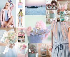 Julie Howlin Aura Soma Inspiration equilibrium bottle #57 Pale Pink/Pale Blue Pallas Athena