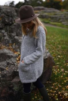 Knitting Projects, Knitting Ideas, Halle, Cowboy Hats, Pullover, Sweaters, Cardigans, Crochet, Knits