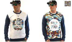 New DC reversible Crew in our Ebay store - http://ebay.eu/15epFfj  #fashion #DC #DCshoes #Christmas #skateboarding #gift #mens #fresh #new #longsleeve #long #warm #winter #t-shirt #snowboarsing #fyou #fuckyou #love #fuck #fashionista #street