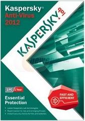 Free Kaspersky Anti-Virus After Rebate With Free Shipping!