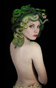 We love Medusa:)
