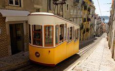 trikk i Lisboa