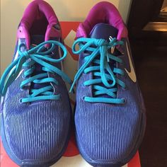 Nike Kobe 6s size 6.5= 8 in women Size 6.5 which is a size 8 in women only worn 3-4 times practically new Nike Shoes