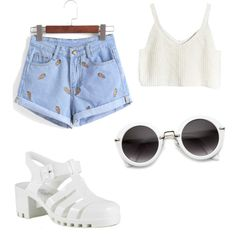 Untitled #340 by smileypot on Polyvore featuring polyvore fashion style