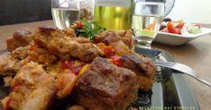 Ελληνικές συνταγές για νόστιμο, υγιεινό και οικονομικό φαγητό. Δοκιμάστε τες όλες Greek Recipes, Pork Recipes, Cooking Recipes, Greek Dishes, Tandoori Chicken, Clean Eating, Food And Drink, Beef, Meals