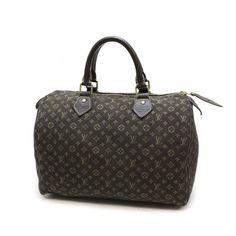 Louis Vuitton Satchel in Brown