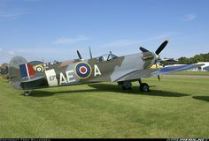 Supermarine 349 Spitfire LF5B G-LFVB / EP120 (cn CBAF.2403)