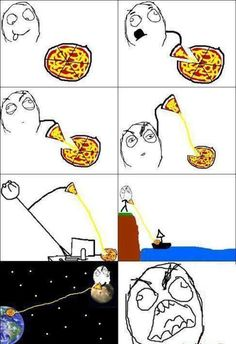 Pizza truth