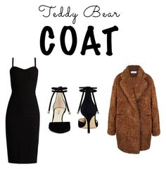 """Teddy bear coat contest!"" by jessd07079 ❤ liked on Polyvore featuring MaxMara and Nine West"