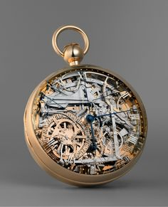 The Breguet No. 160 grand complication, A.K.A. the Marie-Antoinette
