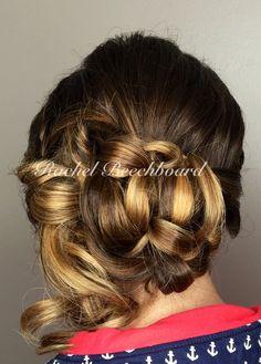 Formal style by Rachel Beechboard